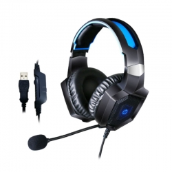 Headset HP H320GS Gaming 7.1 USB Cable Backlist