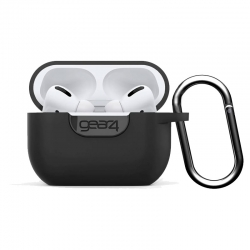 Funda Estuche Gear4 para Apple AirPods Pro negro