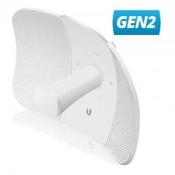 Enlace inalámbrico LiteBeam AC 2x2 MIMO airMAX CPE