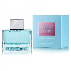 Colonia Antonio Banderas Blue Seduction Edt 80ml