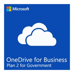 Microsoft One Drive for Business (Plan 2)