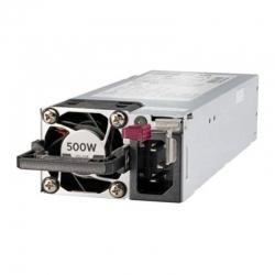 Fuente alimentación HPE 500W Flex Slot Platinum