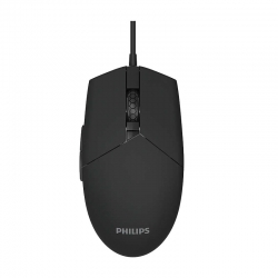 Mouse Philip G304 gaming con Ambiglow cableado USB