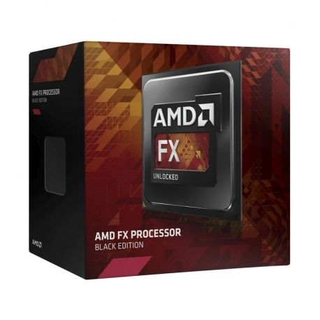 Procesador AMD Black Edition AMD FX 8370 4 GHz