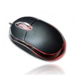 Mouse IMEXX óptico 3D con LED cableado por USB