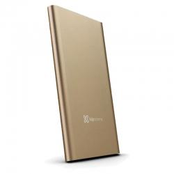 Batería portátil Klip Xtreme Enox 3700mAh USB Gold