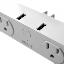 Enchufe inteligente Nexxt NHP-D610 Wi-Fi 110V