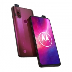 Celular Moto One Hyper Android 128GB - Sangría