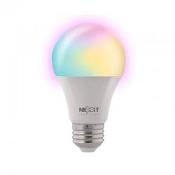 Bombillo Nexxt Smart Wi-Fi Multicolor LED 110V