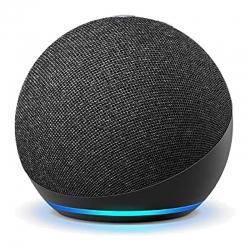 Parlante Echo 4 ta gen Wi-Fi/Bluetooth Alexa 3.0
