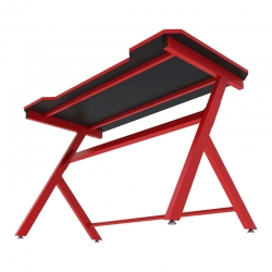 Escritorio Xtech Red Wizard Gaming desk 15 kg