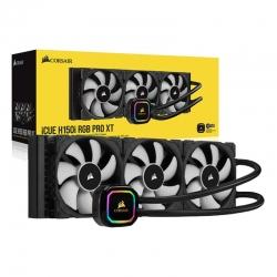 Refrigeración líquida Corsair CPU iCUE H150i RGB