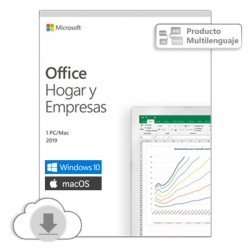 Licencia Office Microsoft Home And Business 2019