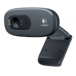 Webcam Logitech C270 HD 720p Micrófono integrado