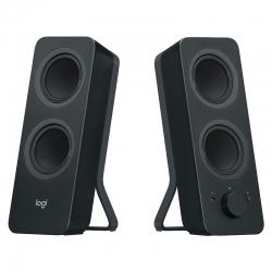 Parlantes Logitech Z207 Bluetooth inalámbrico