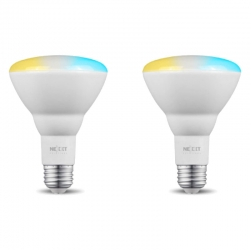 Bombilla LED Nexxt inteligente Wi-Fi 110V - BR30