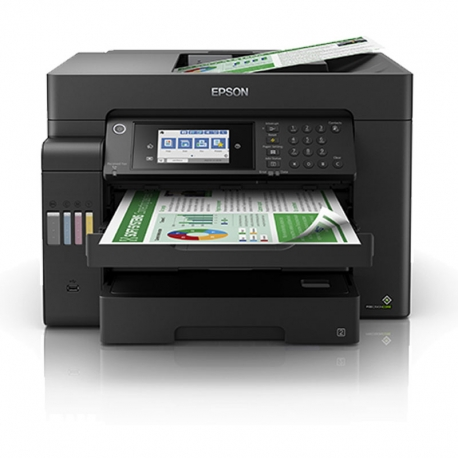 Impresora Epson Multifuncional EcoTank L15150 A3
