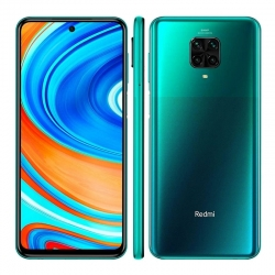 Celular Xiaomi Redmi Note 9 48MP 5020mAh verde