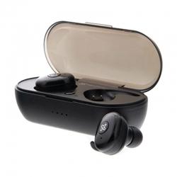 Audífonos Klip Xtreme TwinBuds II Bluetooth nego