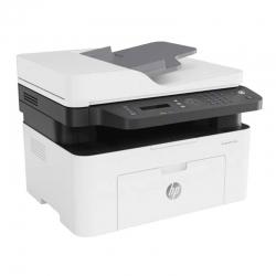 Impresora multifunción HP Laser Mf Mono 137Fnw