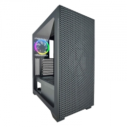 Torre Azza Gaming 450 Hive Argb USB 3.0 / Audio