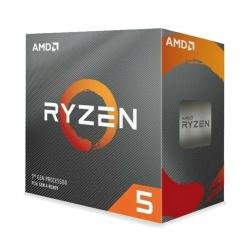 Procesador AMD Ryzen 5 3600 Am4 3.6Ghz 65E 32MB