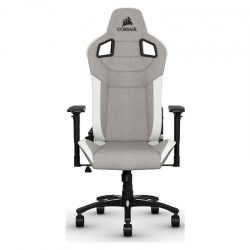 Silla gaming T3 Rush Chair Grey peso máx 120kg