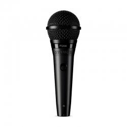 Micrófono dinámico Shure PGA58 rechazo al ruido