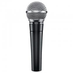 Micrófono Shure SM58 vocal limpia 50 a 15.000Hz
