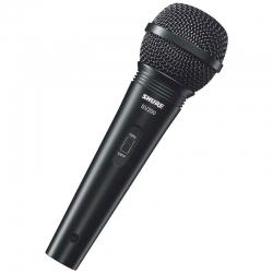 Micrófono Shure SV200 sonido nítido y vibrante