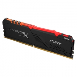 Memoria RAM Kingston HyperX FURY 8GB DDR4 RGB