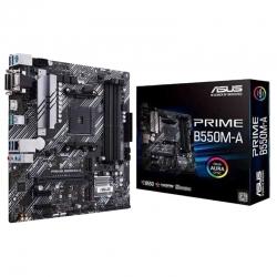 Tarjeta Madre Prime B550Ma micro ATX AMD Am4 Ddr4