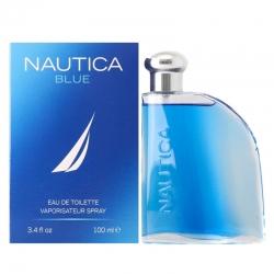 Colonia Nautica Blue Edt de 100 ml para hombre
