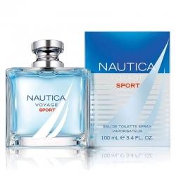 Colonia Nautica Voyage Sport Edt 100ml para hombre