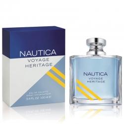 Colonia Nautica Voyage Heritage Edt 100ml hombre