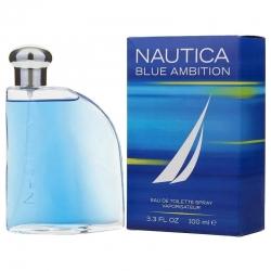 Colonia Nautica Blue Ambition Edt 100Ml hombre