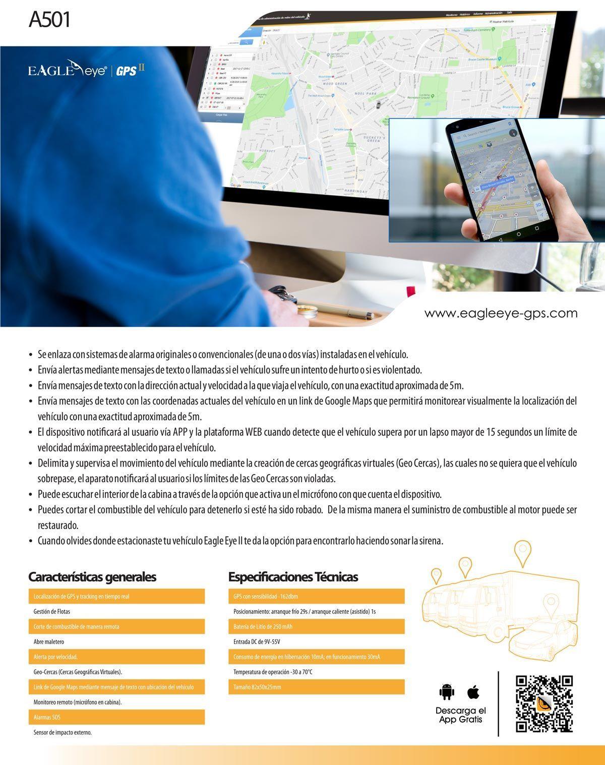 GPS A501