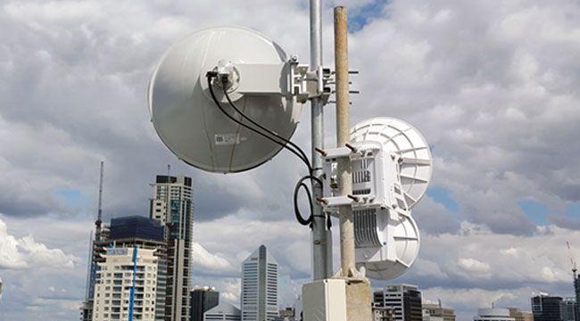 Instalación Enlace de datos 5 GHz