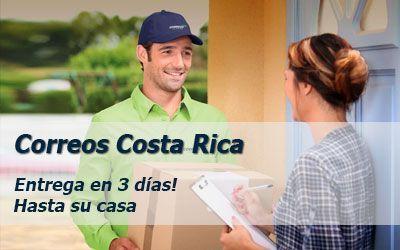 Correos de Costa Rica hasta su Casa