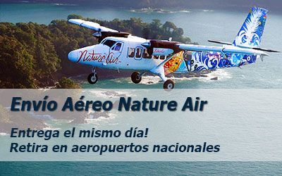 Envío Aéreo Nature Air