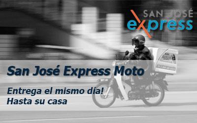 San José Express Moto
