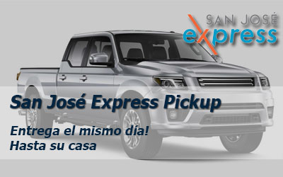San José Express Pick Up
