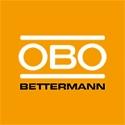 Soporte Lateral OBO-Betterman Tipo Hilo M25 Acero