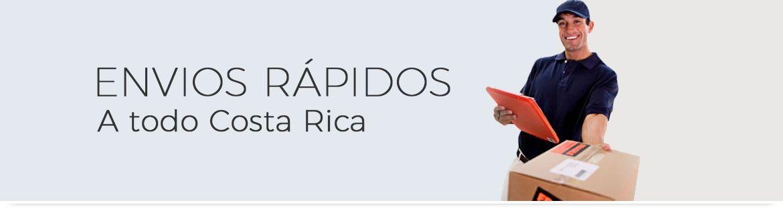 Envíos a todo Costa Rica