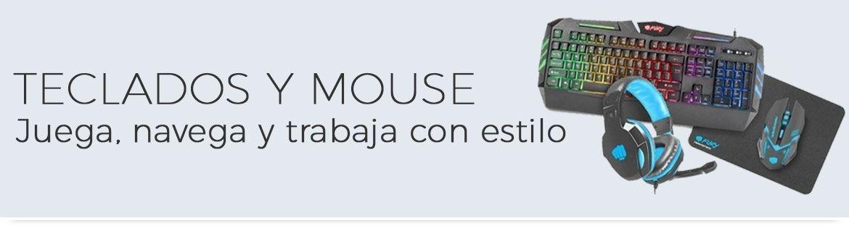 Teclado y Mouse